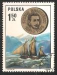 Sellos de Europa - Polonia -  Stefan Rogozinski