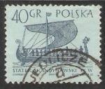 Sellos de Europa - Polonia -  Scandinavian