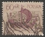Sellos de Europa - Polonia -  Frisian