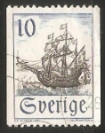 Stamps Sweden -  Definitive