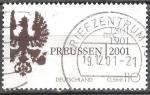 Sellos de Europa - Alemania -  300 aniversario de la fundación del Reino de Prusia.