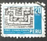 Sellos de America - Perú -  Luis Alberto