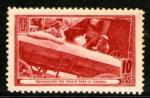 Stamps Spain -  38 Amigos Uniópn Soviética