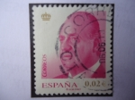 Stamps Spain -  Rey Juan Carlos