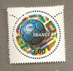 Stamps France -  Copa Futbol 1998