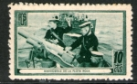 sellos de Europa - España -  63 Amigos Unión Soviética