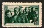 sellos de Europa - España -  64 Amigos Unión Soviética