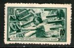 sellos de Europa - España -  65 Amigos Unión Soviética