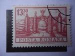 Sellos de Europa - Rumania -  Scott/Rumania N° 2370 - Alba Ililia-Poarta Cetatii