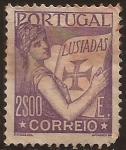Sellos de Europa - Portugal -  Lusiadas   1931  2 escudos