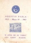 Sellos del Mundo : America : Cuba : Agustin Parla