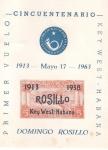 Stamps : America : Cuba :  Rosillo