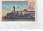Stamps : America : Cuba :  Morro Castle