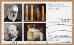 Sellos del Mundo : Europa : Alemania : PAUL EHRLICH Y EMIL VON BEHRING