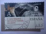 Stamps Spain -  Ed: 4930 - V Centenario de Santa Teresa de Jesús