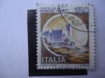 Sellos de Europa - Italia -  Scott/Italia N°1417 - Castillo de Miramare-Treste.