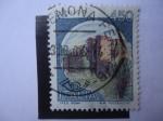 sellos de Europa - Italia -  Scott/Italia N° 1425 - Castillo de Bosa