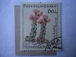Sellos de Europa - Checoslovaquia -  Flora - Michel N°1236 - Yvert N°1117.