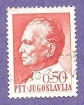 Stamps  -  -  YUGOSLAVIA INTERCAMBIO