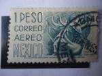 Sellos de America - México -  Scott/Mexico N°C 1195 - Danza de la Media Luna