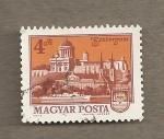 Sellos de Europa - Hungría -  Catedral de Esztergrom