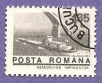 Stamps Romania -  INTERCAMBIO