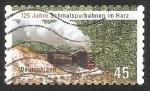 Sellos de Europa - Alemania -  Locomotora a vapor