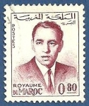 Sellos de Africa - Marruecos -  Royaume du Maroc 0.80 (1)