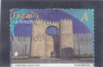 Stamps : Europe : Spain :  PUERTA DEL ALCAZAR-AVILA (29)