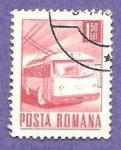 Stamps Romania -  INTERCAMBIO