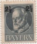 Sellos de Europa - Alemania -  Baviera Y & T Nº 110