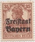 Sellos de Europa - Alemania -  Baviera Y & T Nº 144