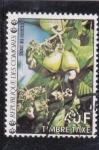 Sellos de Africa - Comores -  F L O R E S-NOIX DE GACHOU