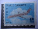 Stamps Turkey -  D.C 9-30 (S/1824)