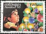 Sellos del Mundo : America : Colombia : Luis Alberto
