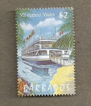 Sellos del Mundo : America : Barbados : Desembarcadero principal