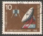 Stamps Germany -  Exibicion de trafico