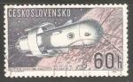 Sellos del Mundo : Europa : Checoslovaquia : Naves Espaciales