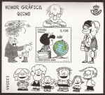 Stamps Europe - Spain -  Humor gráfico. Quino  2017  3,15€
