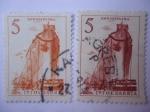 Sellos de Europa - Yugoslavia -  Astillero Naval.