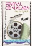 Sellos del Mundo : Europa : España : Festival de Cine de Málaga  2017  0,60€