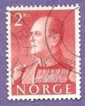 Sellos del Mundo : Europa : Noruega : INTERCAMBIO