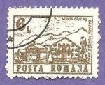 Sellos de Europa - Rumania -  INTERCAMBIO