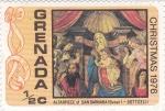 Stamps Grenada -  N A V I D A D -76