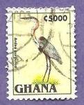 Sellos del Mundo : Africa : Ghana : INTERCAMBIO