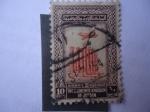 Stamps : Asia : Jordan :  El Reino Hashemita de Jordania.