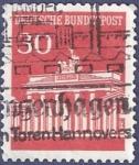 Stamps Germany -  ALEMANIA Pta. Brandeburgo 30 (2)
