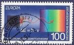 Sellos de Europa - Alemania -  ALEMANIA Teoría cuántica 100 (2)