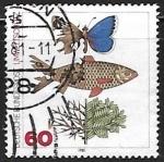 Stamps : Europe : Germany :  | Protección del Medio Ambiente
