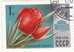 Stamps Russia -  F L O R